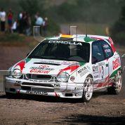TOYOTA COROLLA WRC Prototype