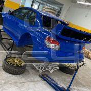 SUBARU IMPREZA S12 WRC LIGHTWEIGHT BODY KIT PROTOTYPE