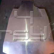 Forge Aluminium ENGINE COVER PLATE SUBARU IMPREZA WRX/STI 2001-2007