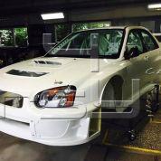 SUBARU IMPREZA S11 WRC LIGHTWEIGHT BODY KIT PROTOTYPE