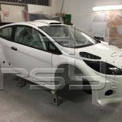 FIESTA S2000 design LIGHTWEIGHT BODY KIT PROTOTYPE