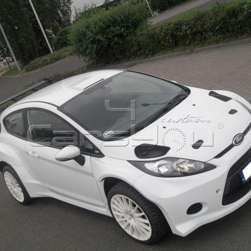 Ford Fiesta S2000 Prototype street version