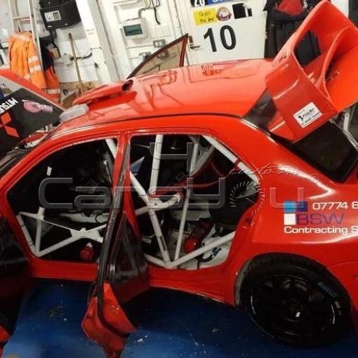 Mitsubishi Lancer WRC 2005 RHD Bodyshell PROTOTYPE