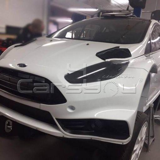 FORD FIESTA WRC 2015 Prototype